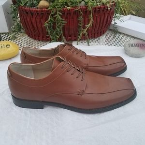 Calvin Klein Horatio leather shoes oxford size 13
